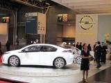 PARIS LIVE: Standul Opel33436