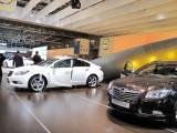PARIS LIVE: Standul Opel33451
