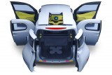 Nissan a prezentat noul concept Townpod EV33377
