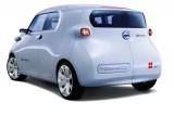 Nissan a prezentat noul concept Townpod EV33383
