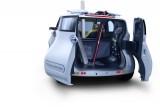 Nissan a prezentat noul concept Townpod EV33386