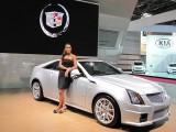 PARIS LIVE: Standul Cadillac33244