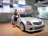 PARIS LIVE: Standul Cadillac33245
