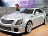 PARIS LIVE: Standul Cadillac33248