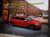 PARIS LIVE: Standul Volvo33121