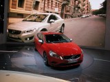 PARIS LIVE: Standul Volvo33124