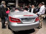 Paris LIVE: Standul Mercedes straluceste cu noul CLS33061