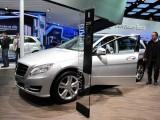 Paris LIVE: Standul Mercedes straluceste cu noul CLS33062