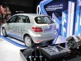 Paris LIVE: Standul Mercedes straluceste cu noul CLS33066