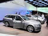 Paris LIVE: Standul Mercedes straluceste cu noul CLS33067