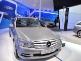 Paris LIVE: Standul Mercedes straluceste cu noul CLS33068