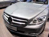 Paris LIVE: Standul Mercedes straluceste cu noul CLS33071