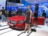 Paris LIVE: Standul Mercedes straluceste cu noul CLS33074