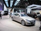 Paris LIVE: Standul Mercedes straluceste cu noul CLS33078