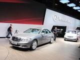 Paris LIVE: Standul Mercedes straluceste cu noul CLS33083