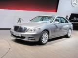 Paris LIVE: Standul Mercedes straluceste cu noul CLS33084