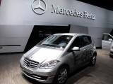 Paris LIVE: Standul Mercedes straluceste cu noul CLS33086