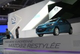 PARIS LIVE: Standul Mazda prezinta noul Mazda2 facelift32986