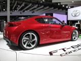 PARIS LIVE : Standul Toyota32804