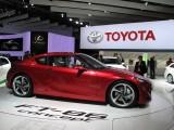 PARIS LIVE : Standul Toyota32811