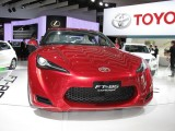 PARIS LIVE : Standul Toyota32815
