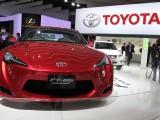 PARIS LIVE : Standul Toyota32816