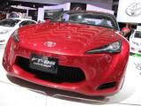 PARIS LIVE : Standul Toyota32817