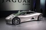 PARIS LIVE: Jaguar impresioneaza prin noul concept C-X7532761