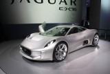 PARIS LIVE: Jaguar impresioneaza prin noul concept C-X7532763