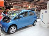 PARIS LIVE: Standul Mitsubishi32425