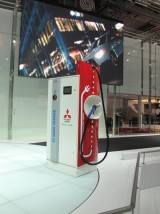 PARIS LIVE: Standul Mitsubishi32426