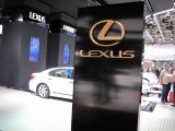 PARIS LIVE: Standul Lexus32297