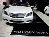 PARIS LIVE: Standul Lexus32299