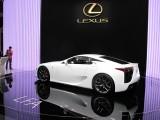 PARIS LIVE: Standul Lexus32305