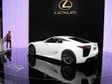 PARIS LIVE: Standul Lexus32306