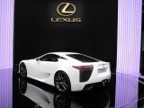 PARIS LIVE: Standul Lexus32308