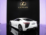 PARIS LIVE: Standul Lexus32309