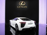 PARIS LIVE: Standul Lexus32310