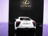 PARIS LIVE: Standul Lexus32312