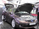 PARIS LIVE: Standul Lexus32337