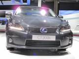 PARIS LIVE: Standul Lexus32369
