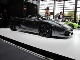 PARIS LIVE: Standul Lamborghini32224
