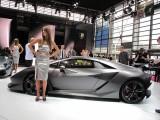 PARIS LIVE: Standul Lamborghini32227