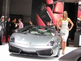 PARIS LIVE: Standul Lamborghini32228