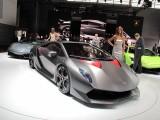 PARIS LIVE: Standul Lamborghini32242