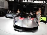 PARIS LIVE: Standul Lamborghini32244