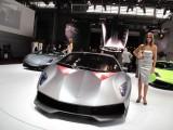 PARIS LIVE: Standul Lamborghini32245