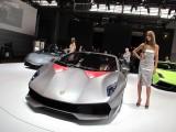 PARIS LIVE: Standul Lamborghini32246