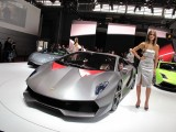 PARIS LIVE: Standul Lamborghini32247