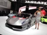 PARIS LIVE: Standul Lamborghini32248
